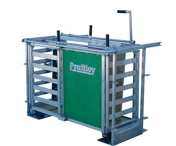 Prattley Manual Drafting Crate