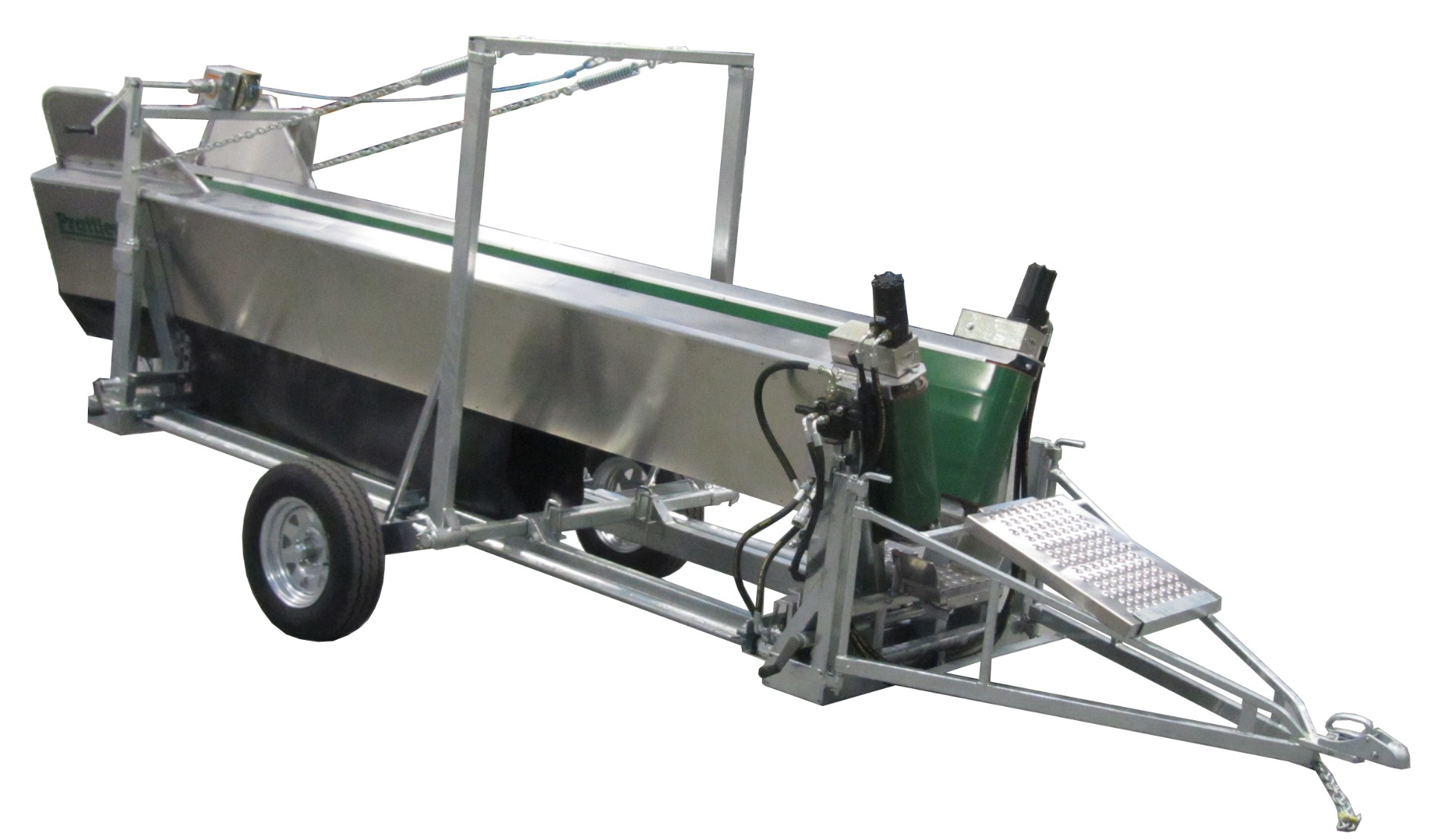 Prattley Mobile Sheep Conveyor