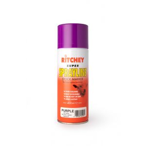 Ritchey Super Sprayline 400ml Purple