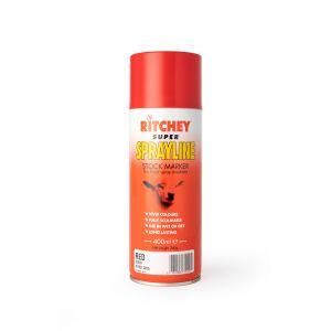 Ritchey Super Sprayline 400ml Red