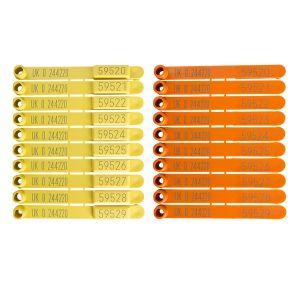 QWIK EiD Yellow and QWIK Visual Orange