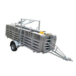 Prattley 12ft Super Mobile Sheep Handling System